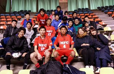 2013年度県リーグ応援ありがとうございました!